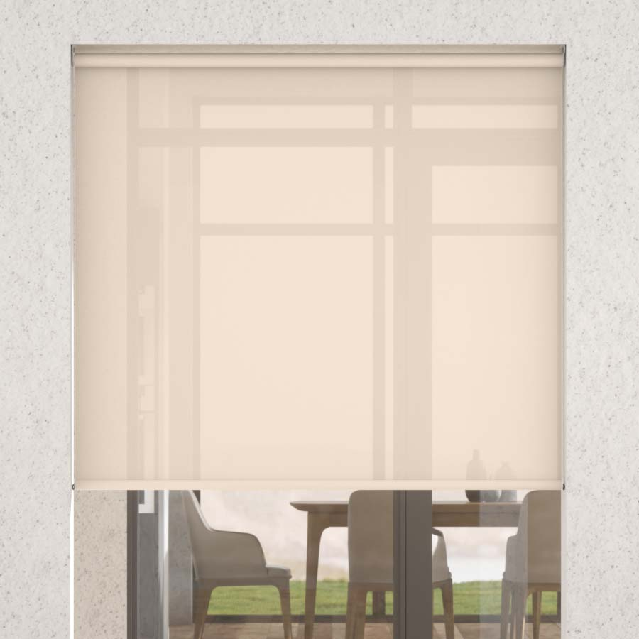 Exterior Classic Sheer Weave 14% Solar Shades