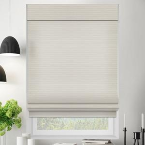 Luxe Modern Woven Wood Shades