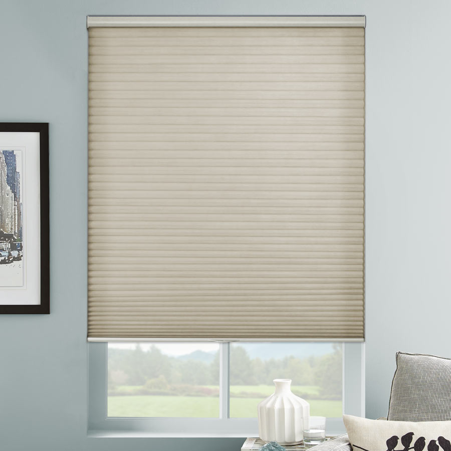 "Good Housekeeping Classic 3/4"" Cordless Light Filtering Shades"
