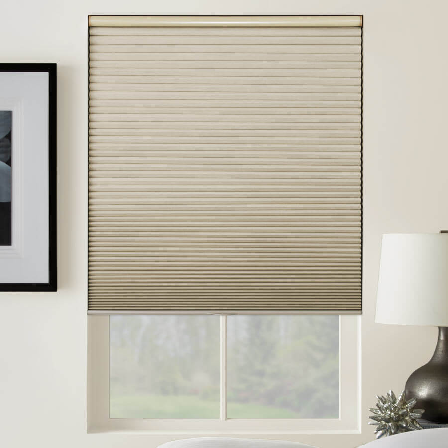 "Good Housekeeping Classic 3/4"" Cordless Blackout Shades"