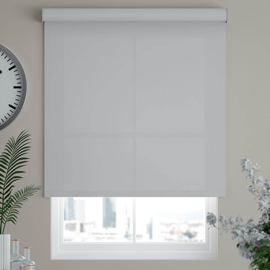 Select Light Filtering Roller Shades