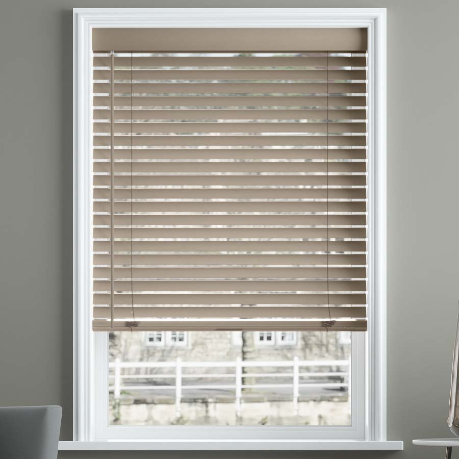 "2"" Premier Wood Blinds"