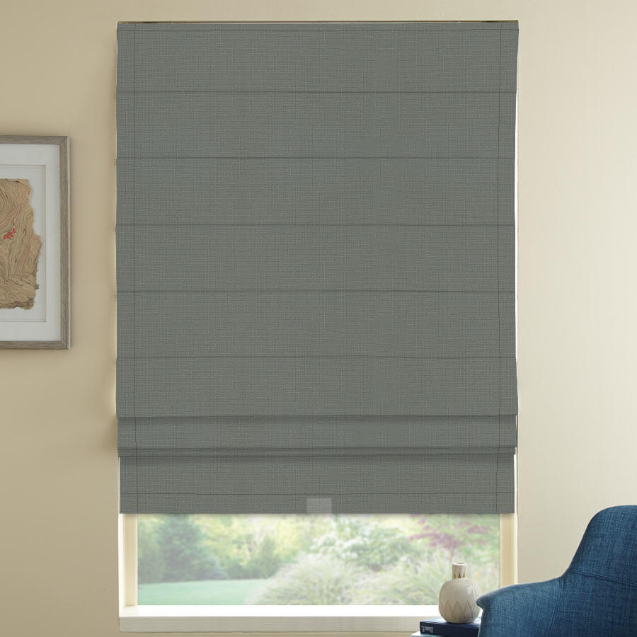 Signature Blackout Roman Shades