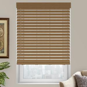 """2"""" Luxe Modern Faux Wood Blinds"""
