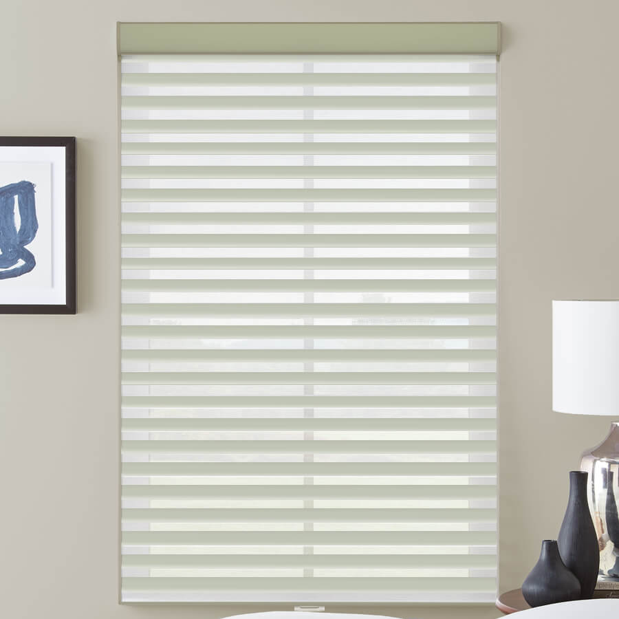 "2 1/2"" Classic Light Filtering Sheer Shades"