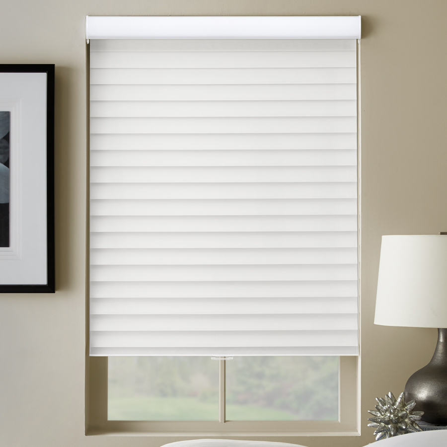 "2 1/2"" Classic Room Darkening Sheer Shades"