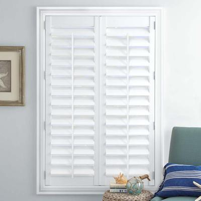 Classic Faux Wood Shutter From Selectblinds Com