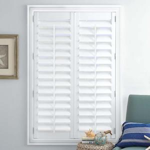 Classic Faux Wood Shutters