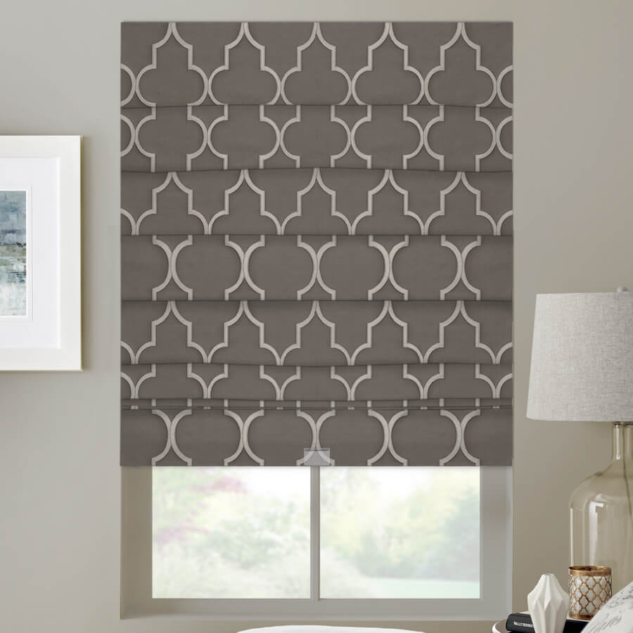 Premium Blackout Roman Shades