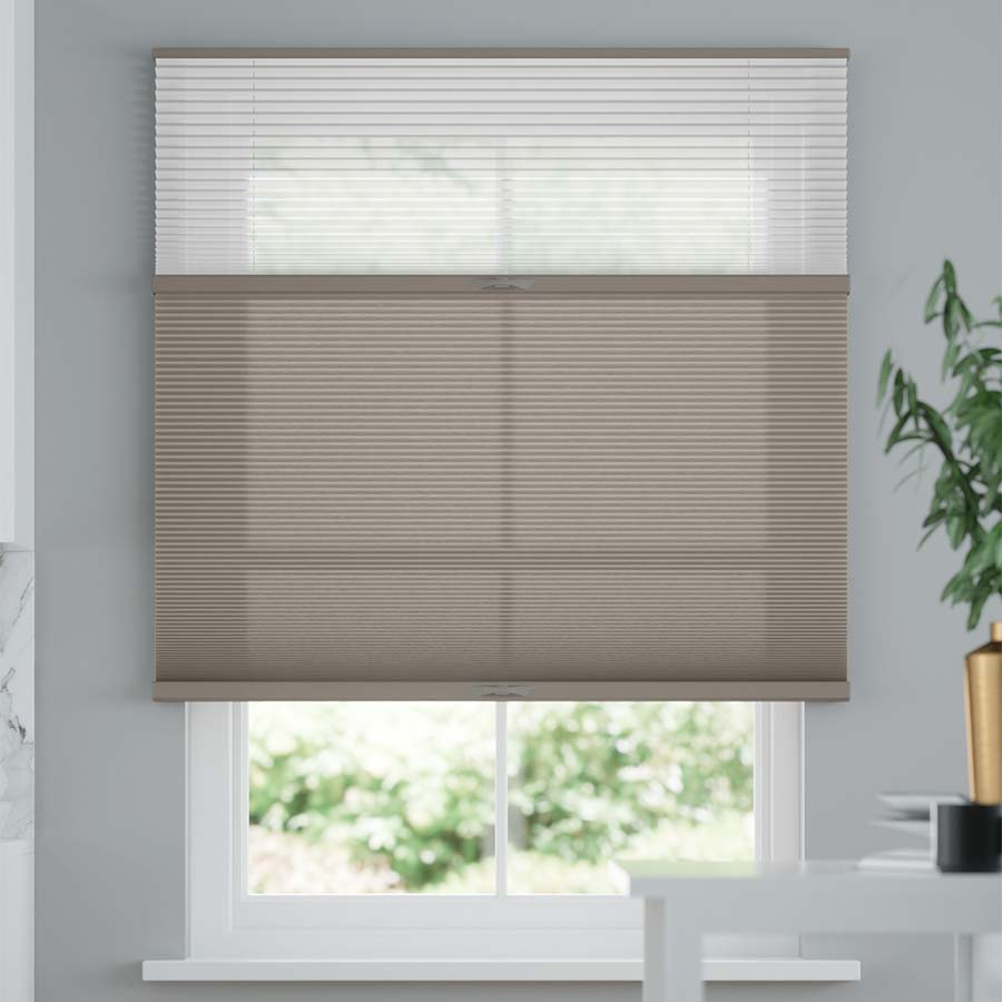 Premier Double Cell Light Filtering TriShades