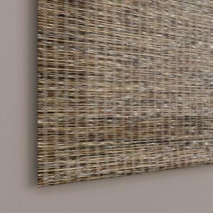 Designer Series Light Filtering Roller Shades Zoomed