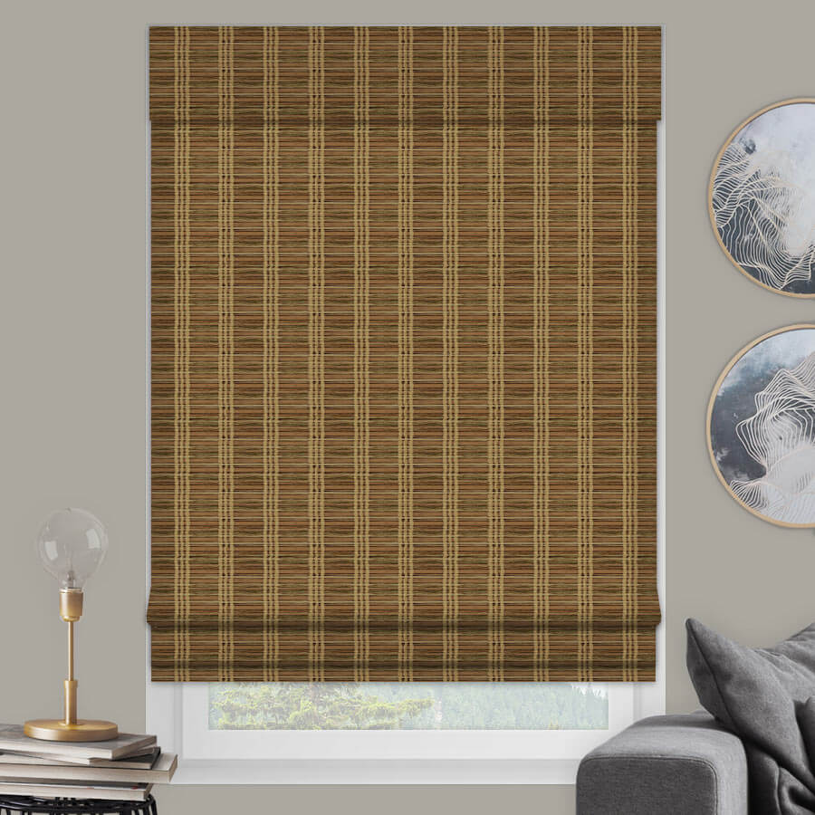 Designer Series Woven Wood Shades