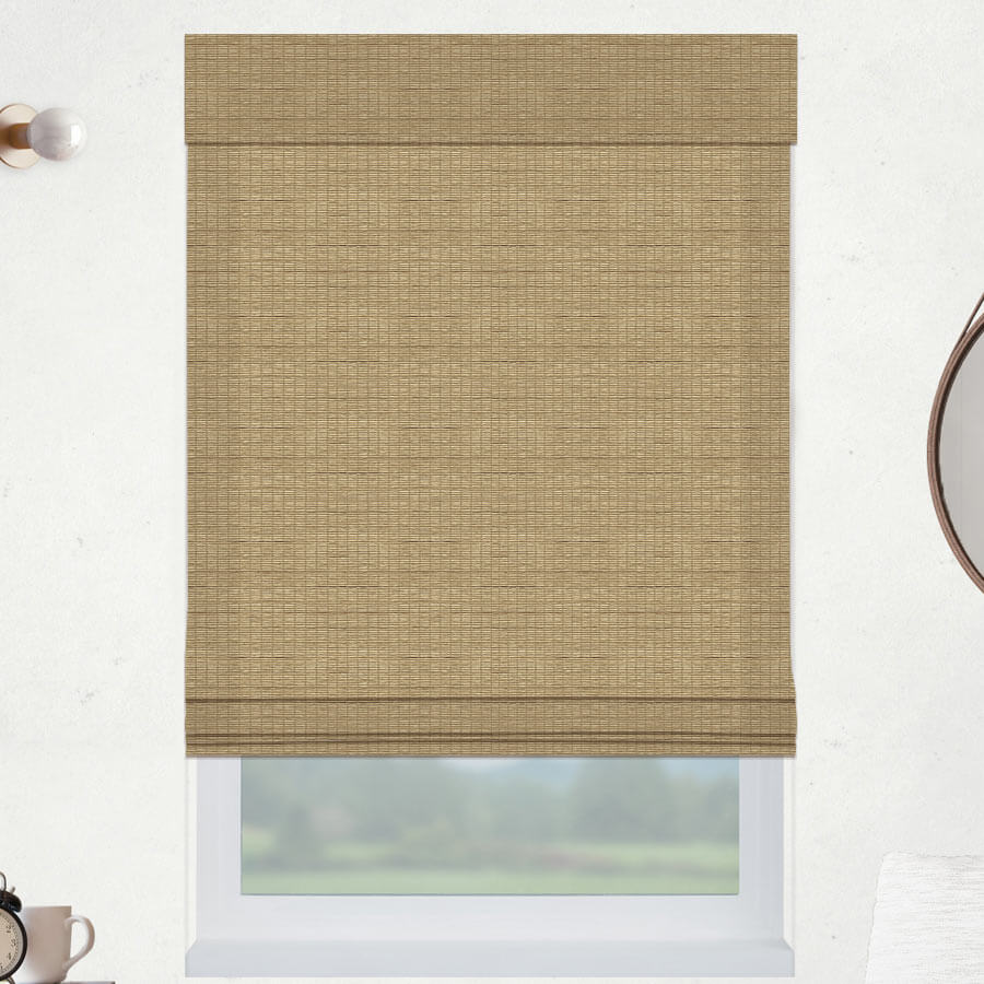 Veronica Valencia Oceania Woven Wood Shades