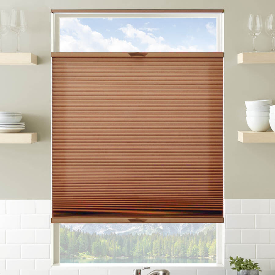 Premier Classic Double Cell Light Filtering Shades