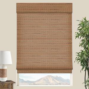 Premier Modern Natural Wood Shades