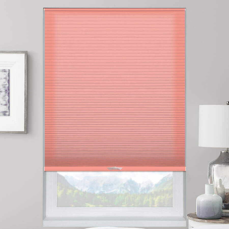 Fashion Color Collection Light Filtering Cellular Shades