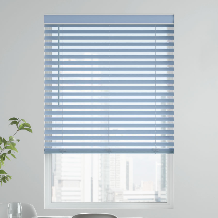 "Select 2"" Fabric Light Filtering Horizontal Blinds"