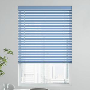 "2"" Light Filtering Fabric Horizontal Blinds"