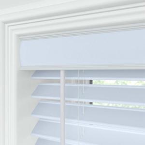 """2"""" Room Darkening Fabric Horizontal Blinds"""