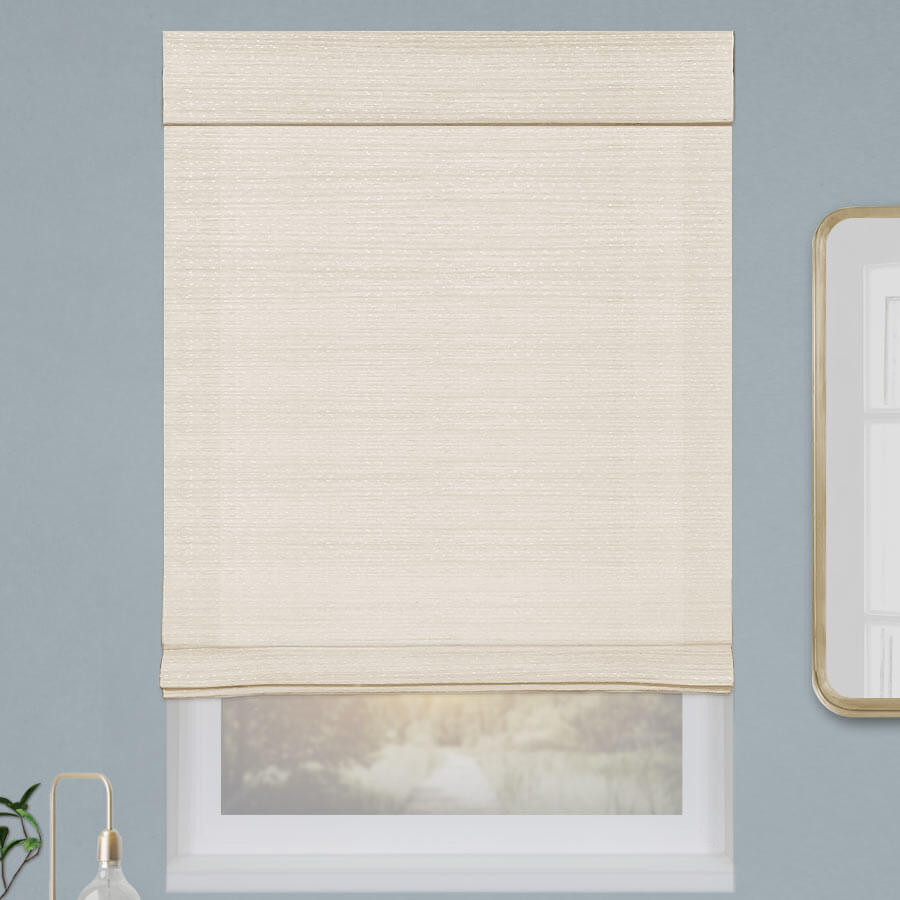 Veronica Valencia Island Woven Wood Shades