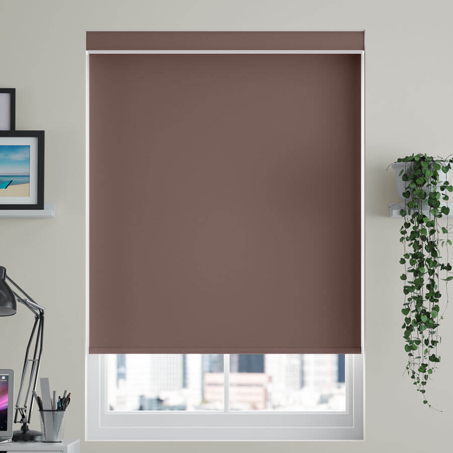 Fashion Color Collection Blackout Roller Shade