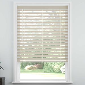 "2 1/2"" Light Filtering Fabric Horizontal Blinds"