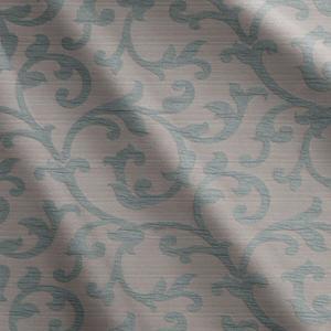 Sage Floral Scroll 4745