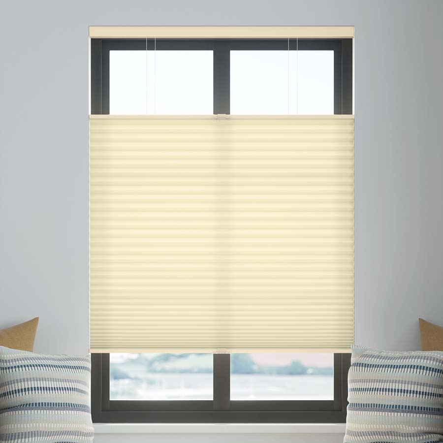 Classic Top Down Bottom Up Light Filtering Shades
