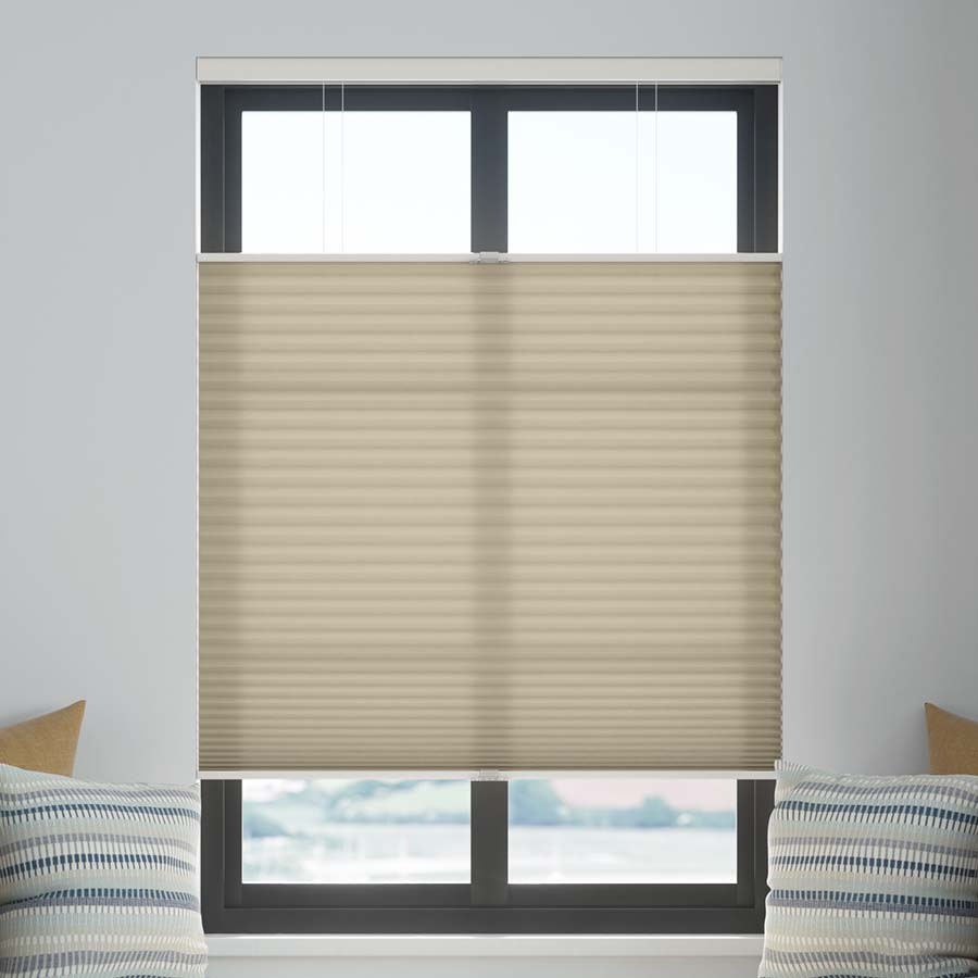 Classic Light Filtering Cordless Top Down Bottom Up Shades