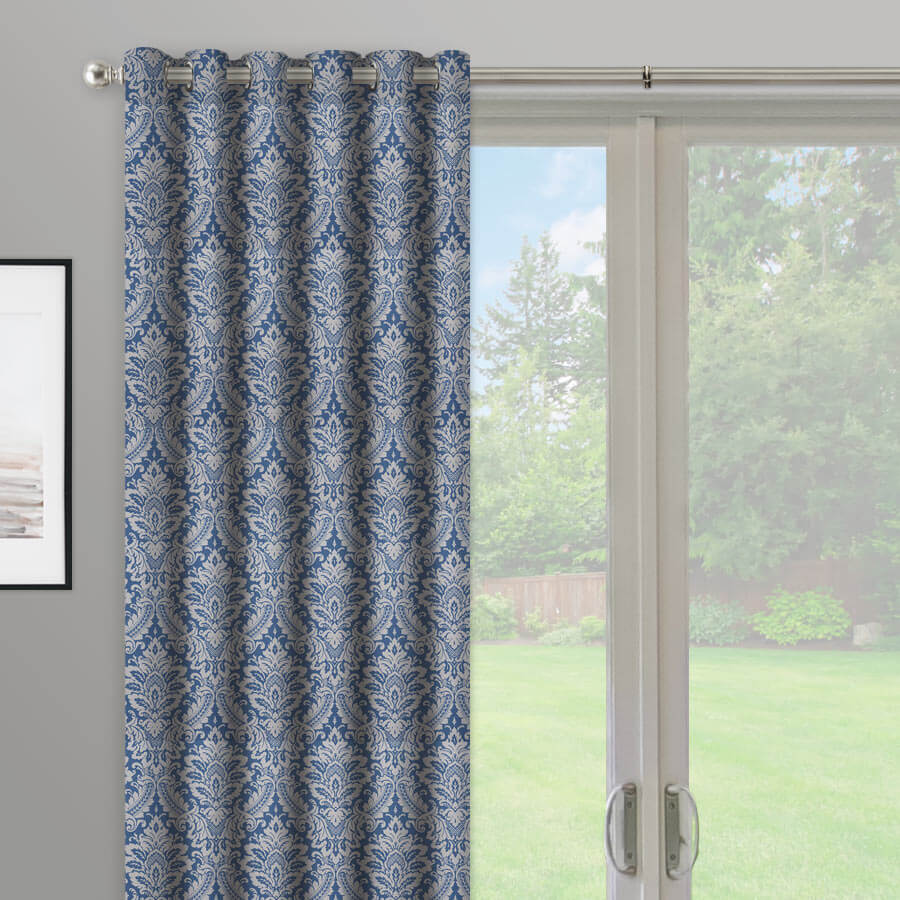 Select Custom Drapes/Curtains