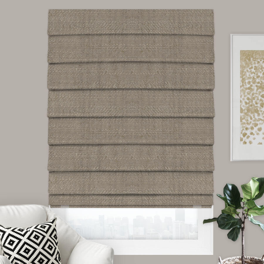 Essential Blackout Roman Shades