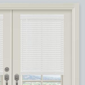 "2"" Essential Cordless Faux Wood Blinds"