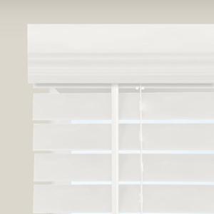"""2"""" Essential Cordless Faux Wood Blinds"""