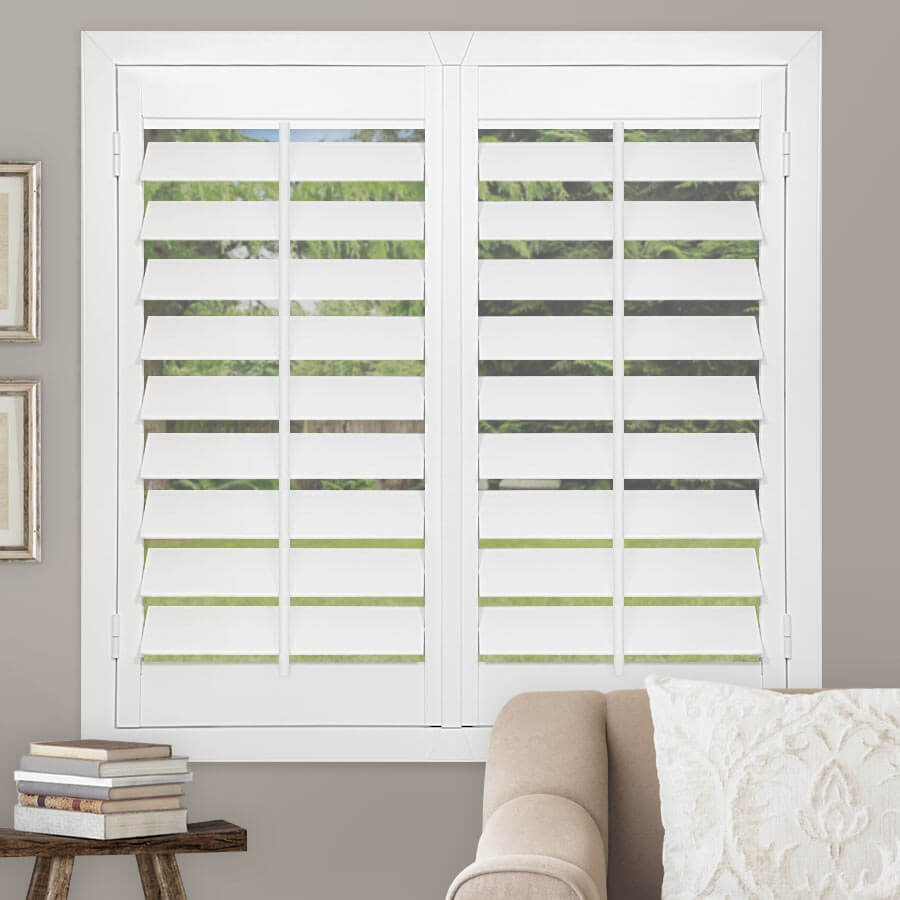 Select Painted Wood Shutters