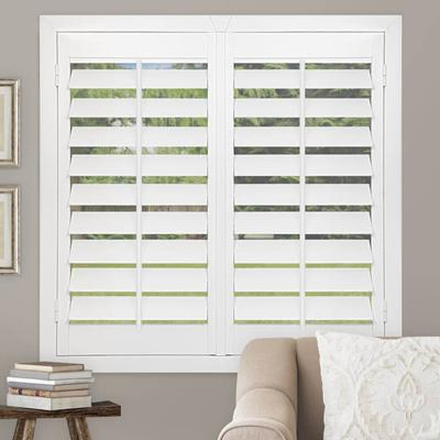 Select Painted Plantation Wood Shutters Selectblinds Com