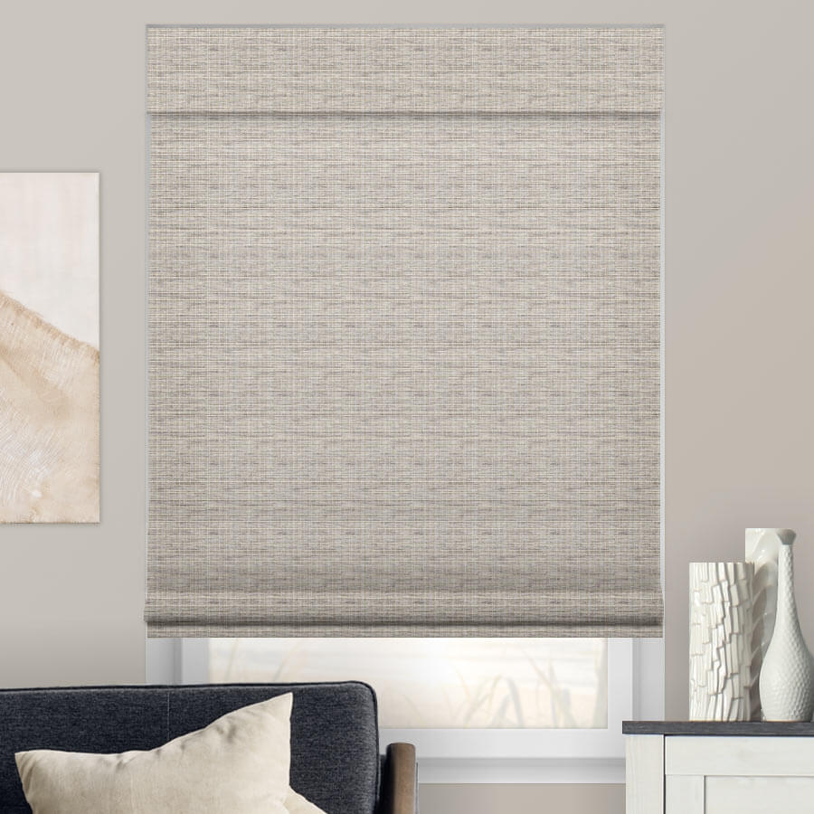 Premium Coastal Woven Wood Shades