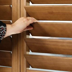 How Do I Open and Close My Shutters?