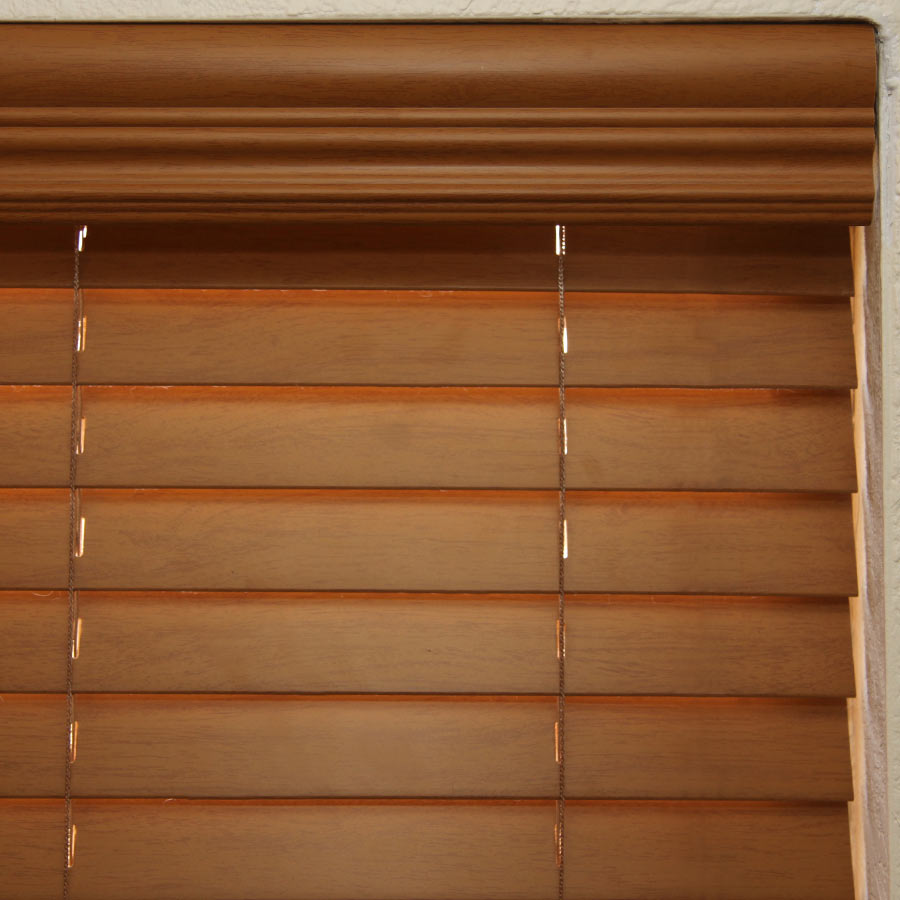 "2"" Designer Basswood Blinds"
