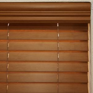 "2"" Designer Basswood Wood Blinds 5582"