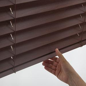"2"" Designer Basswood Wood Blinds 6129"