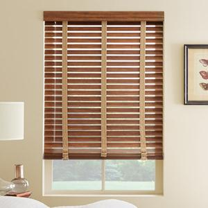 "2"" Artisan American Distressed Wood Blinds"