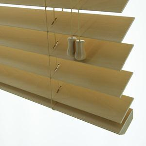 "2"" Designer Basswood Wood Blinds 5918"