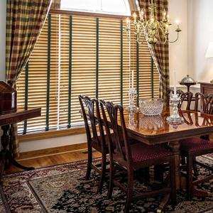 "2"" American Hardwood Wood Blinds 5734"