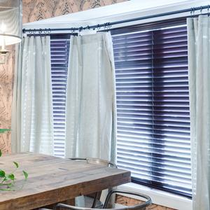 "2"" American Hardwood Wood Blinds 5989"