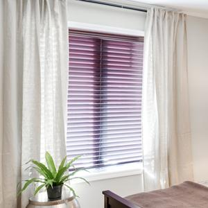 "2"" American Hardwood Wood Blinds 5840 Thumbnail"