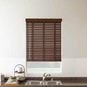 "2"" American Hardwood Wood Blinds 6314 Thumbnail"