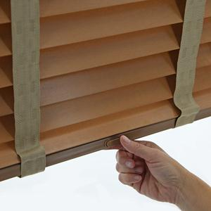 "2"" American Hardwood Wood Blinds 6999 Thumbnail"