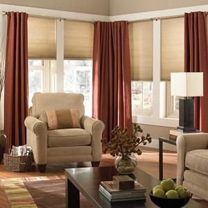 Express Light Filtering Cordless Cellular Shades 4788 Thumbnail