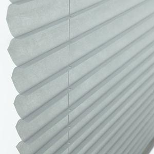 Select Light Filtering No-Holes Pleated Shades 6101