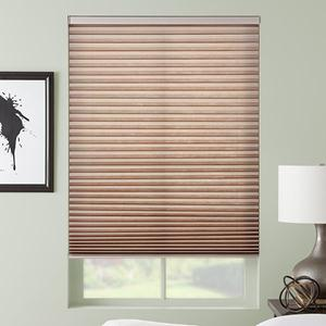 Select Light Filtering No-Holes Pleated Shades 6613